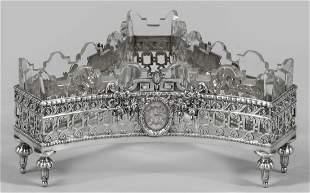 Anbietschale im Empirestil