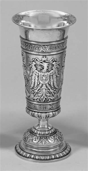 Sch252tzenpokal des 8 Deutschen Bundesschie223