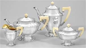 Kaffee- und Teeservice