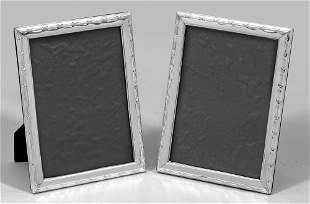 Paar Tischbilderrahmen