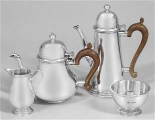 Kaffee und Teeservice