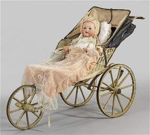 Große Babypuppe von Armand Marseille mit groß