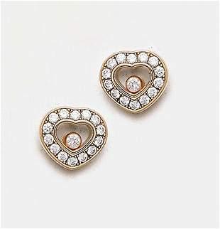 Paar Ohrringe von Chopard