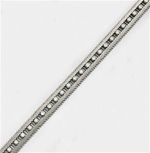 BrillantArmband aus den 60er Jahren