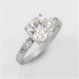 Klassischer DiamantSolit228rring
