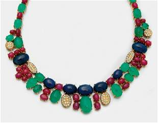 Glamour246ses MulticolorCollier