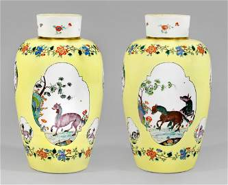 "Bedeutende museale ""Augustus Rex""-Vase mit"