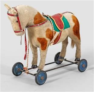 Reit-Pony von Steiff