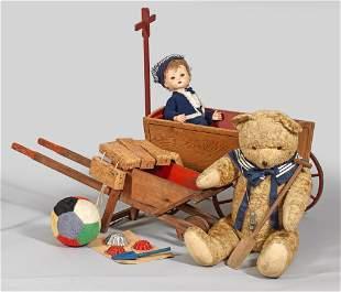 Konvolut Kinderspielzeug