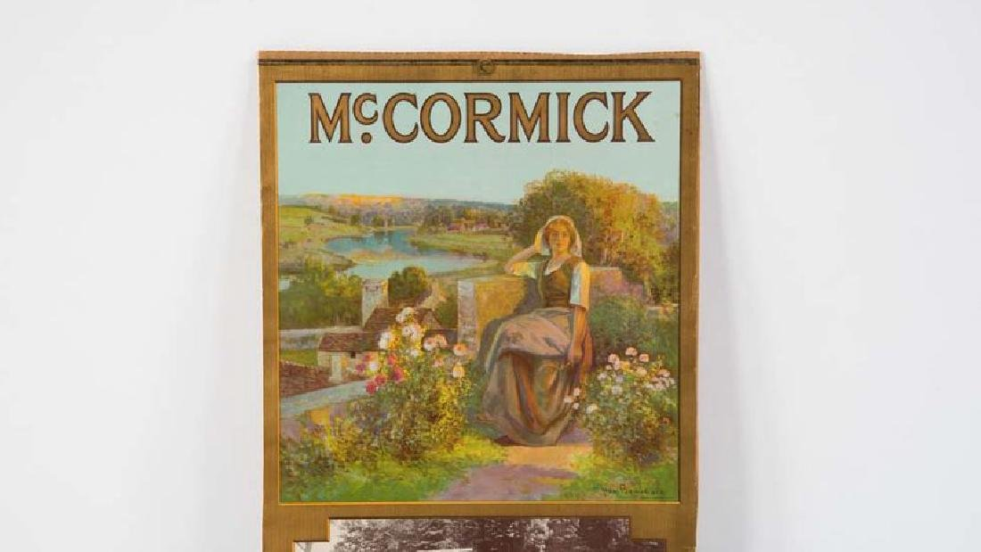 McCormick 1914 Calendar - 2