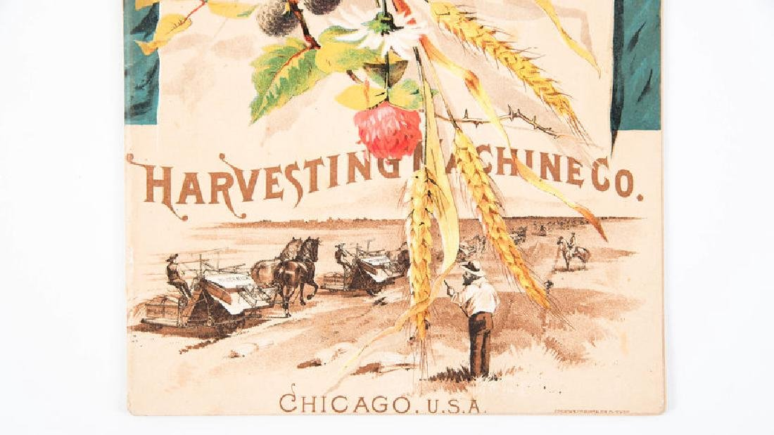 1888 Mccormick Harvesting Machines Catalog - 3
