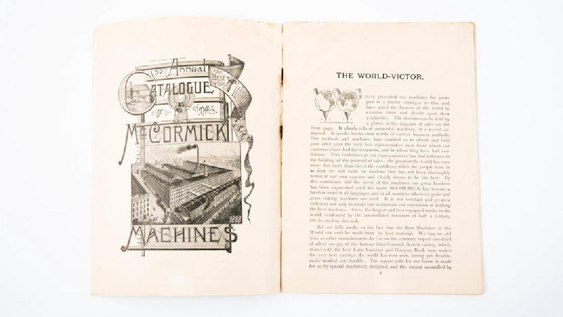 1888 Mccormick Harvesting Machines Catalog - 5