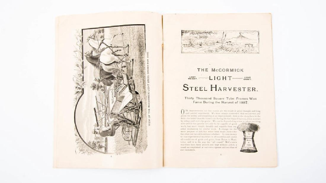 1888 Mccormick Harvesting Machines Catalog - 6