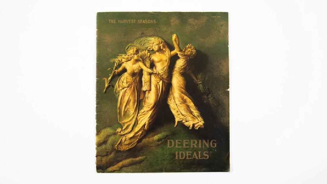 1902 Deering Ideals Catalog