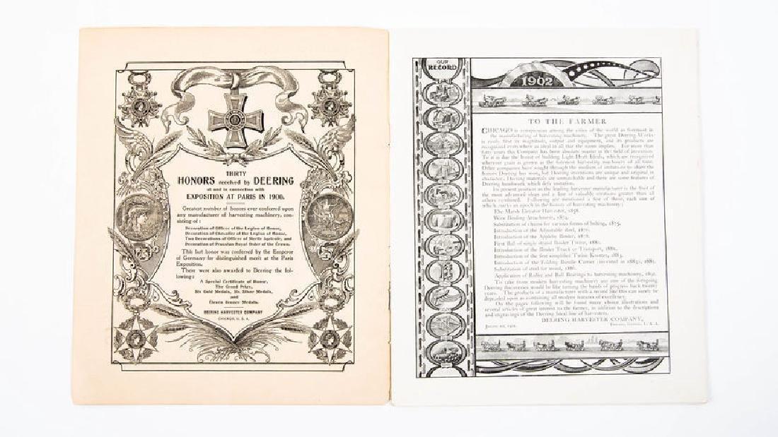 1902 Deering Ideals Catalog - 4