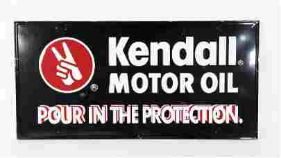 Kendall Motor Oil SSTE 71 In. X 35 In.