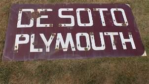 Desoto Plymouth SSP