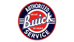 Authorized Buick DSP 42 In. X 42 In. Double-Sided