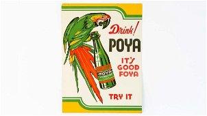 Drink Poya SSTE  24 In. X 33 In.