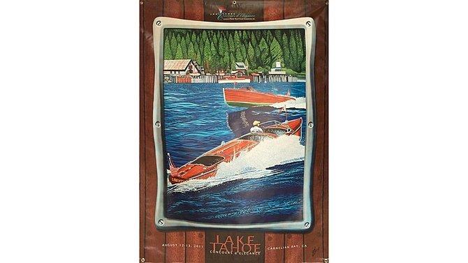 J22 -  2011 Lake Tahoe Concours Vinyl