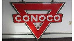K48 -  Conoco Diecut Sign DSP