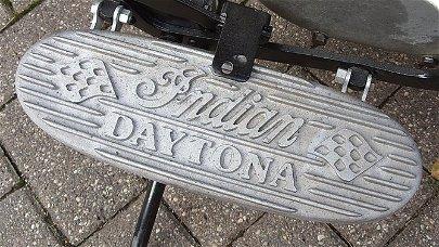 J15 -  Indian Daytona Floor Boards With