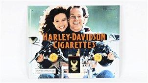 J22 -  Harley-Davidson Cigarettes Sign