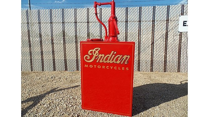 K15 -  Indian Motorcycles Oil Lubester