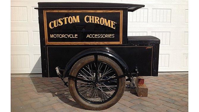 K21 -  Custom Chrome Motorcycle