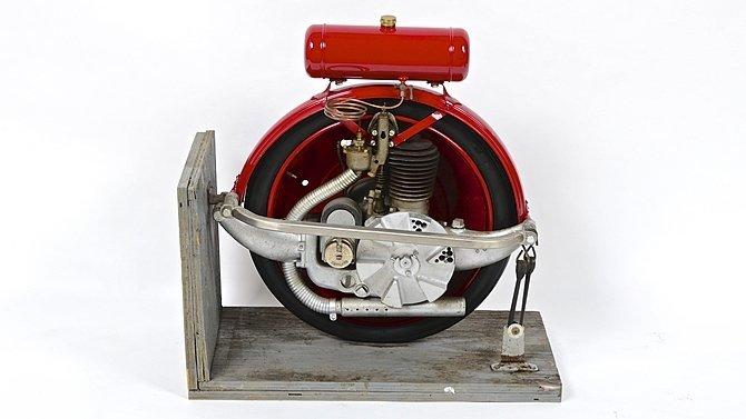 K27 -  Circa 1916 Smith Motor Wheel