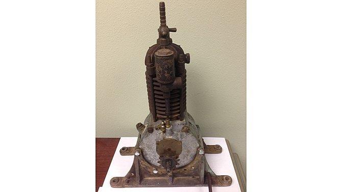 K28 -  Circa 1900 Single Cylinder French