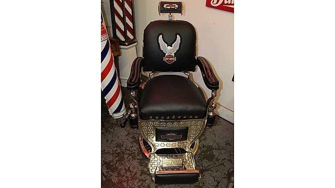 K31 -  Harley-Davidson Themed Theo A
