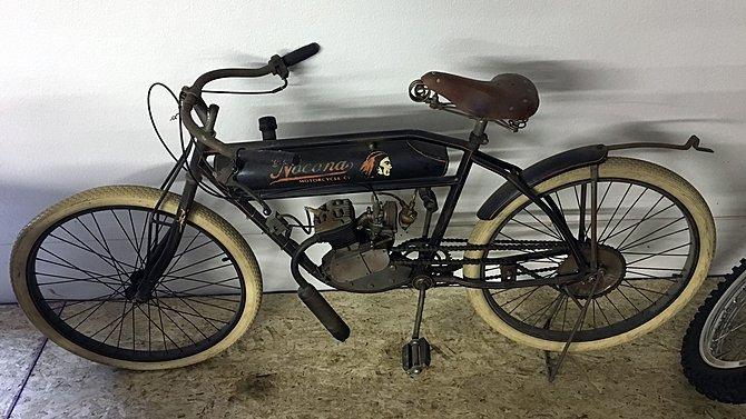 F13 - 1915 Custom Board Track Replica