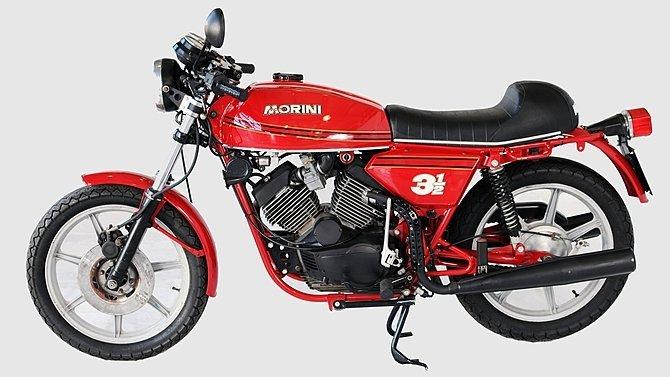 F18 - 1979 Moto Morini 3 1/2