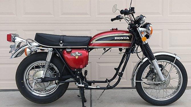 F27 - 1975 Honda CB750