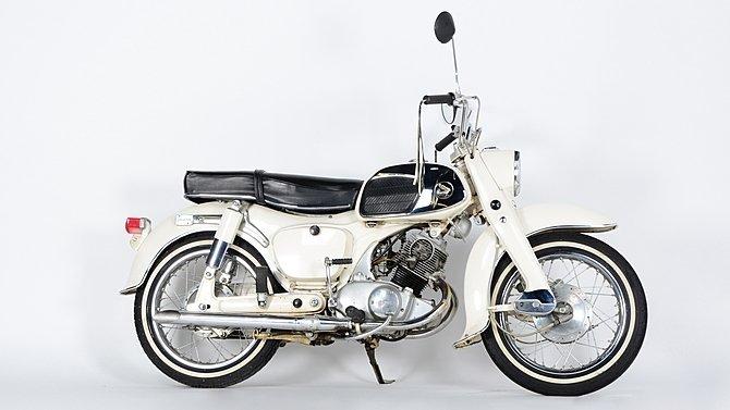 F29 - 1965 Honda 150 Dream