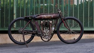 F127 - 1912 Indian Board Track Racer