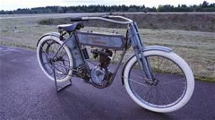 F149 - 1911 Harley-Davidson Single