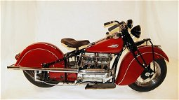 S105 - 1940 Indian Four