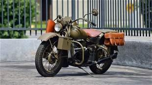 S68 - 1942 Harley-Davidson XA Type 1 Military