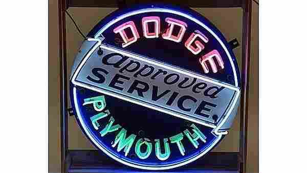 M391 - Dodge Plymouth Approved Service