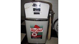 N24 -  Texaco Sky Chief AO Smith Gas Pump