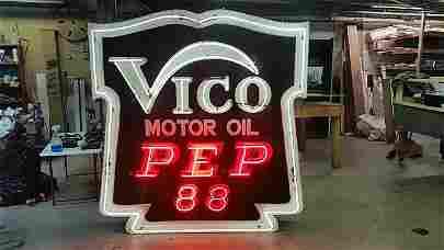 Q29 -  Vico Pep 88 Motor Oil Neon