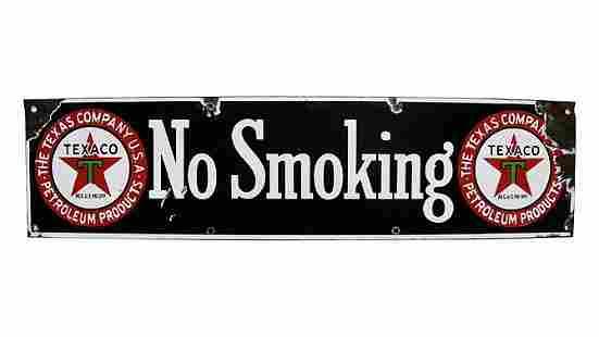 Z11 - Texaco Black No Smoking