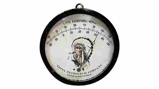 Z16 - Tiona Petroleum Thermometer