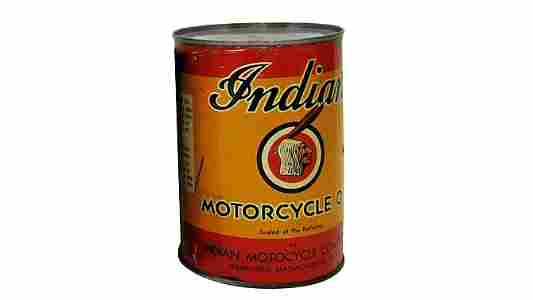 Z110 -  Indian Motorcycle Oil 1 Quart