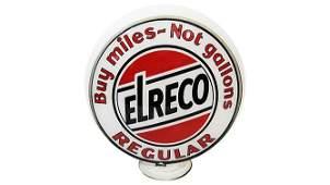Z208 - Elreco Regular Gas Pump Globe