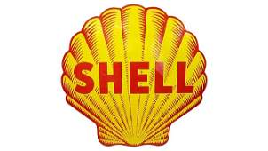Z405   Shell Pecten Sign DSP 48x48
