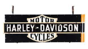 Harley Davidson Motorcycle Neon Sign DSPN 70x31x13