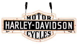 Harley Davidson Neon Sign DSPN 63x33x5.5